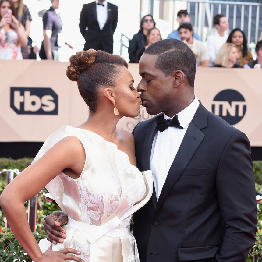 Black Love Wins On the Red Carpet at The 2017 SAG Awards