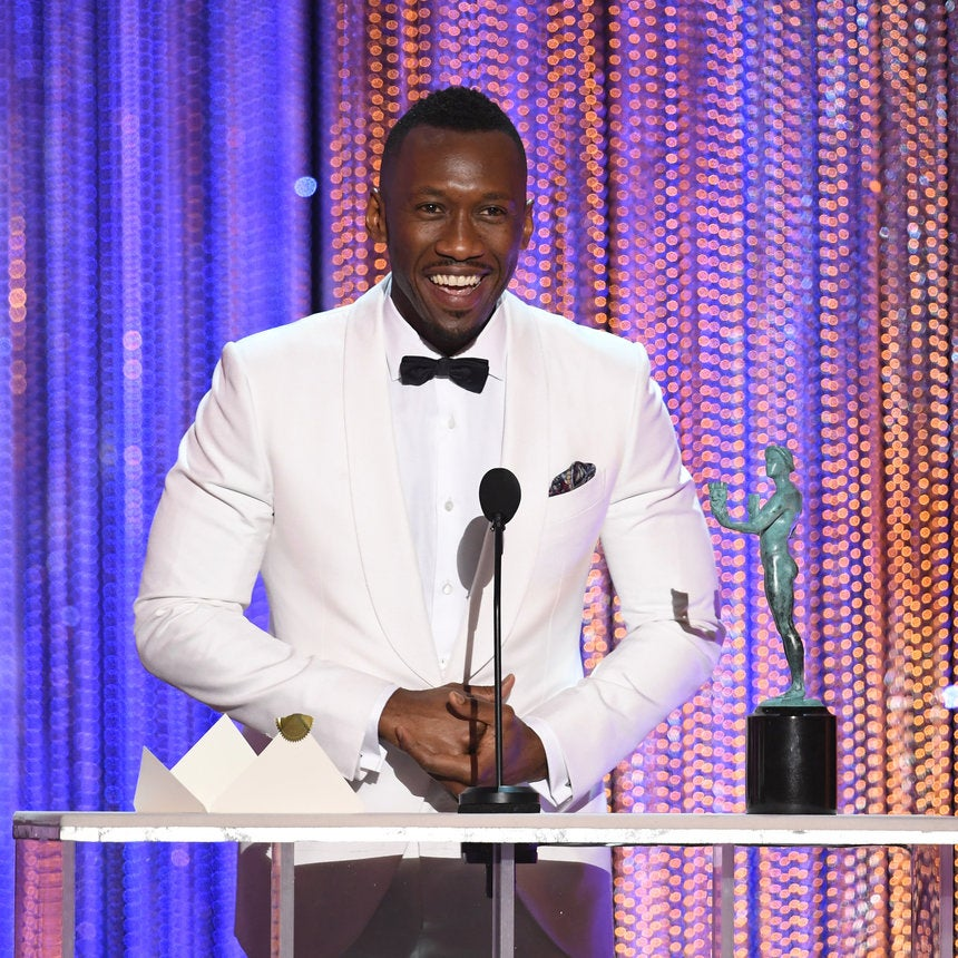 'I'm A Muslim:' Mahershala Ali Speaks Out Against Trump Ban During SAG Award Speech