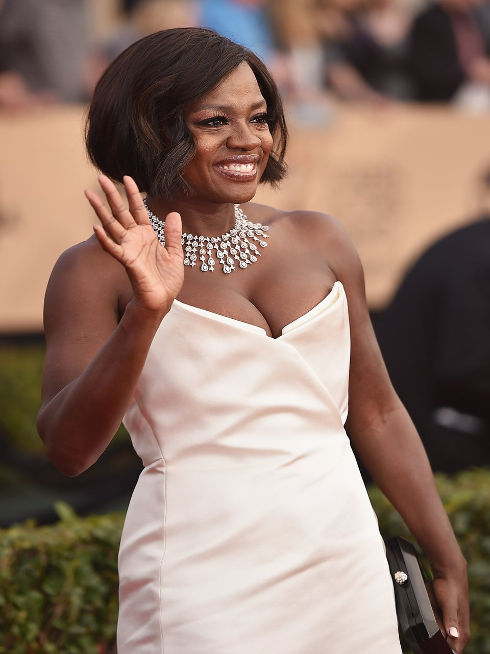 Viola Davis Makes History As First Black Woman To Win Five SAG Awards