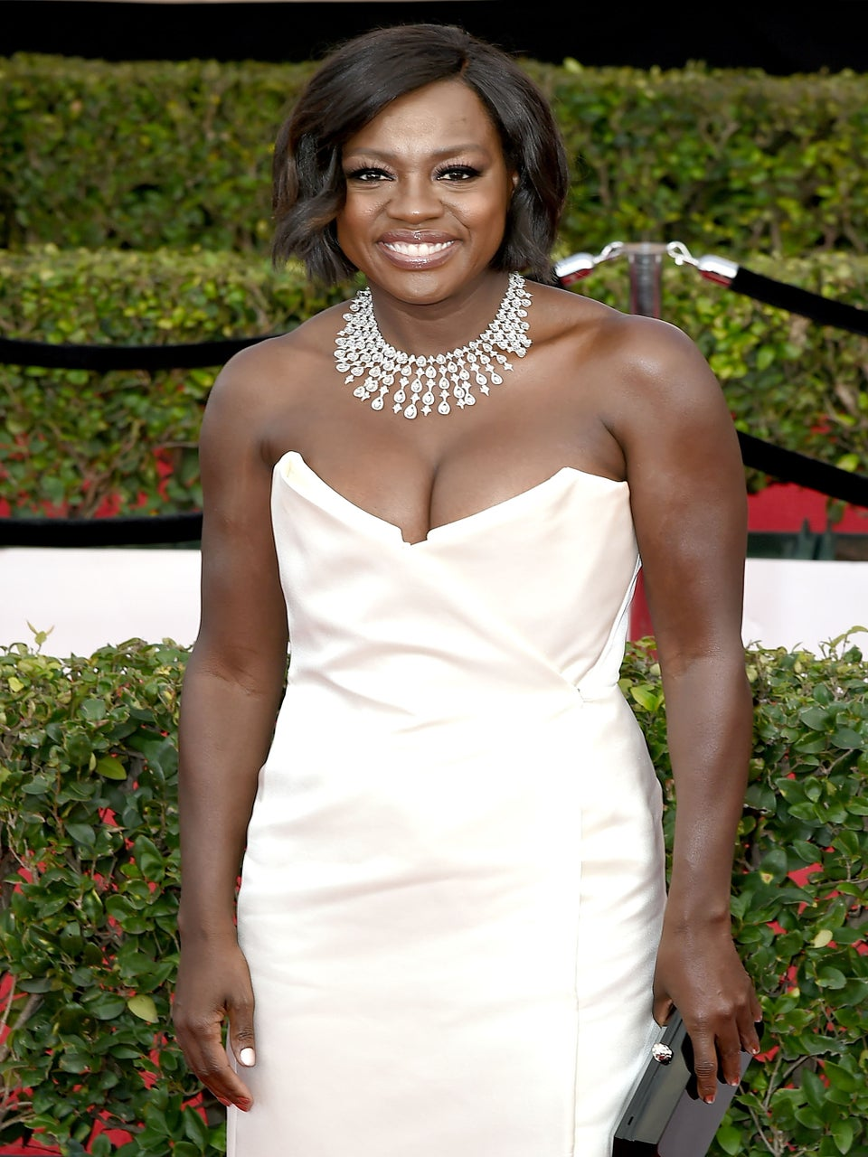 Viola Davis Has the Answer For Relief From Painful Heels