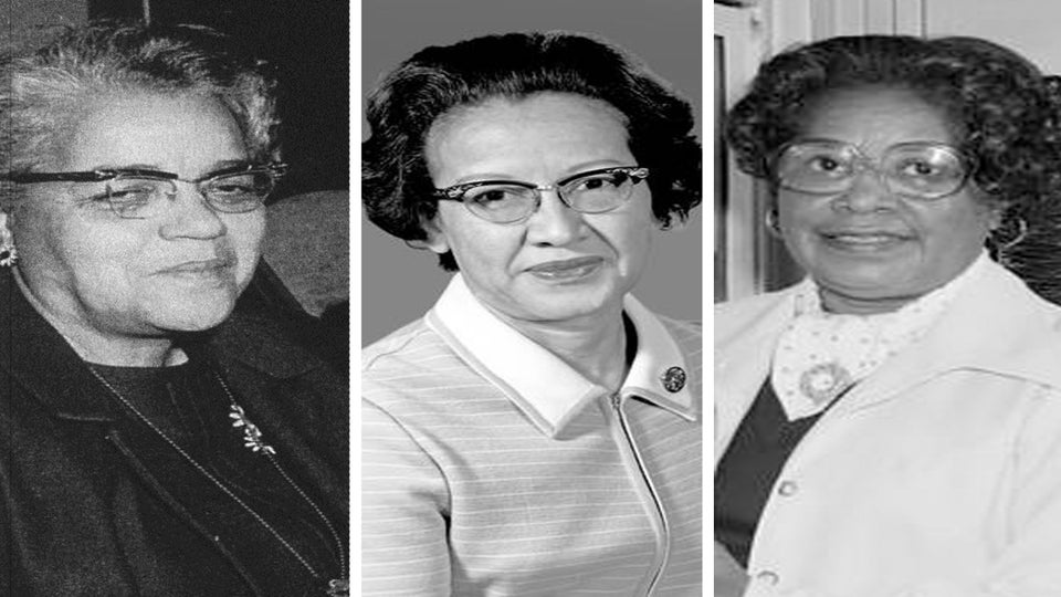 The Women That Inspired 'Hidden Figures' Nominated For Congressional Gold Medal