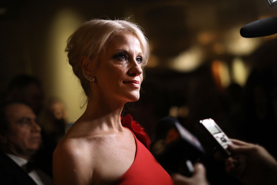 Kellyanne Conway Wants Reporters Fired For 'Talking Smack' About Trump