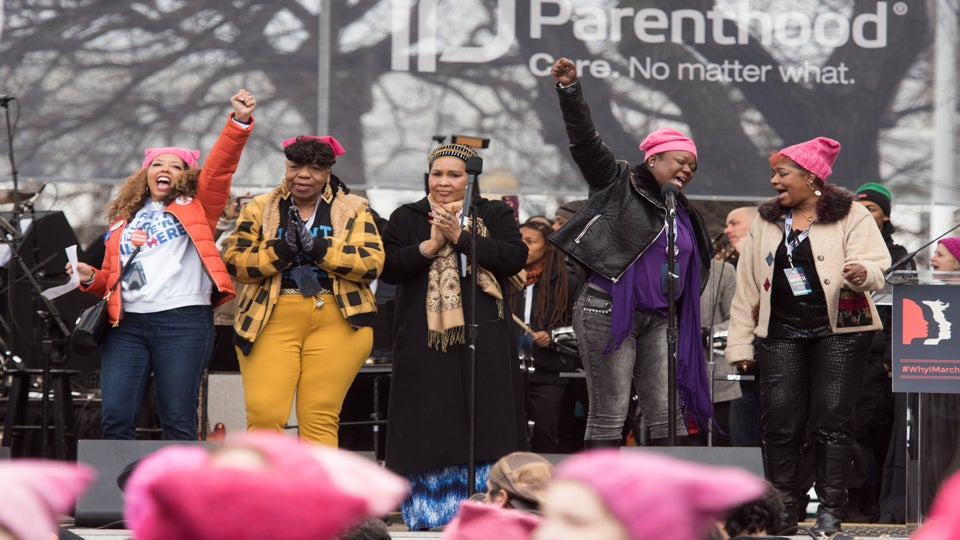 Lucy McBath: We Cannot Stop With One Day Or One March — We Must Continue To Fight