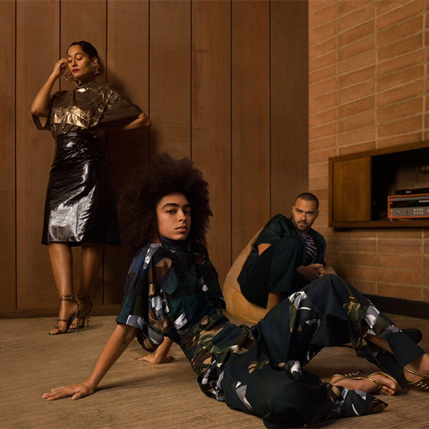 Kenzo Releases Short Film by Lemonade's Director Starring Tracee Ellis Ross and Jesse Williams: Watch Now