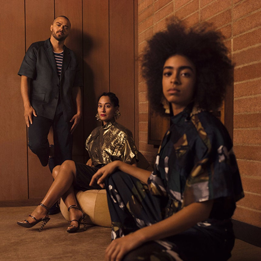 Tracee Ellis Ross and Jesse Williams Are The Epitome Of Cool In The New Kenzo Campaign
