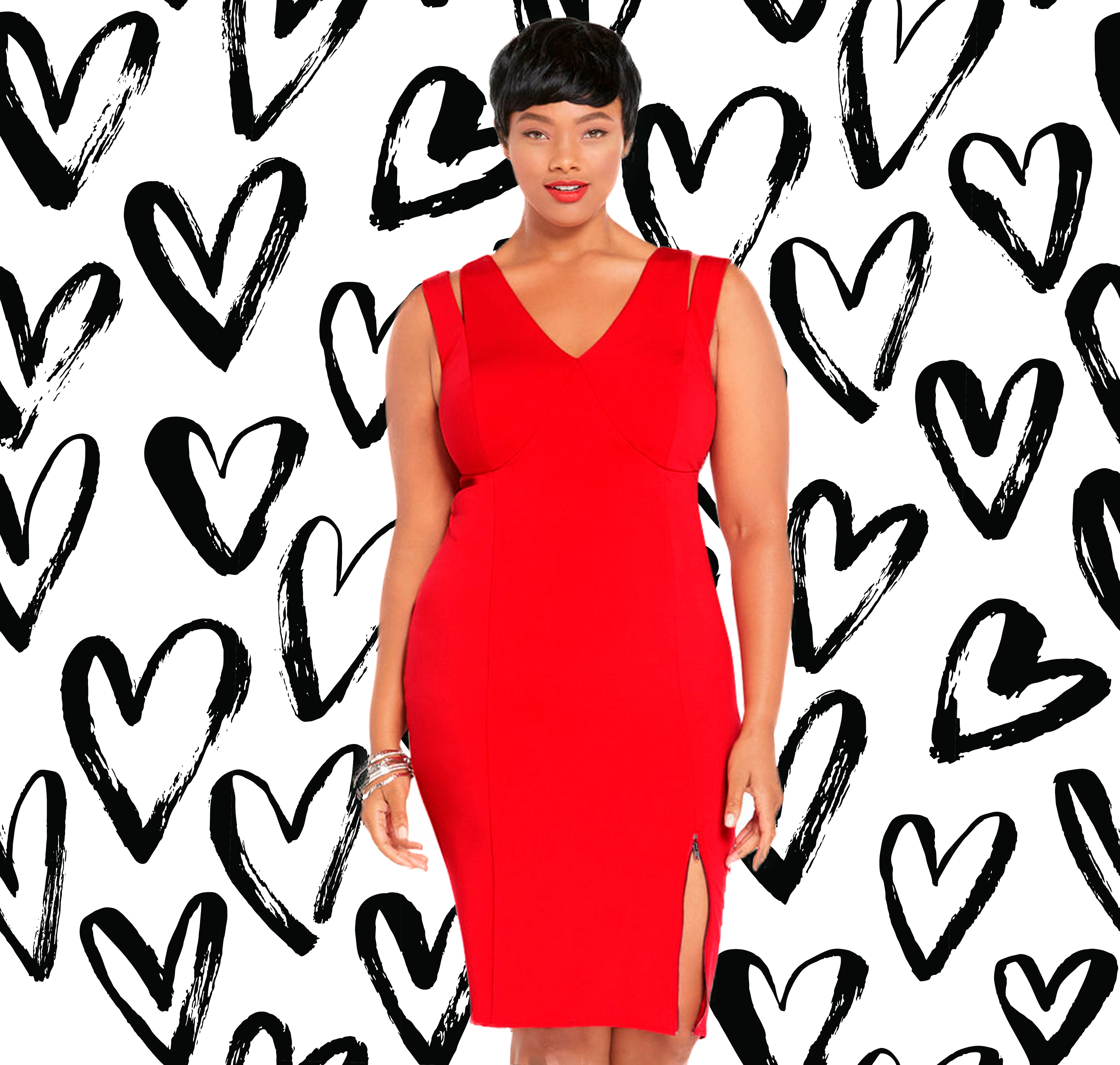 The Best Red Dresses For Valentines Day Essence