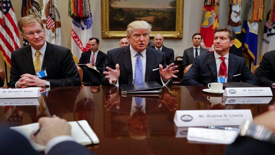 President Trump To Move Forward On Keystone XL And Dakota Access Pipelines