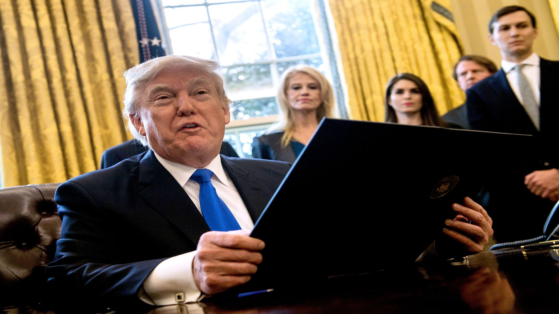 Judge's Stay on Muslim Ban Will Have Little Impact On Trump's Executive Order