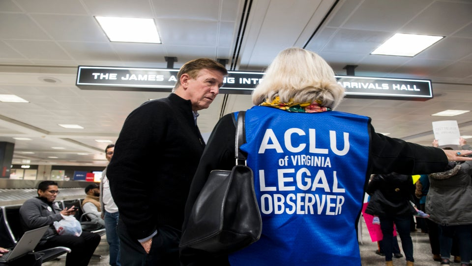 The ACLU Was Given $24 Million Over The Weekend