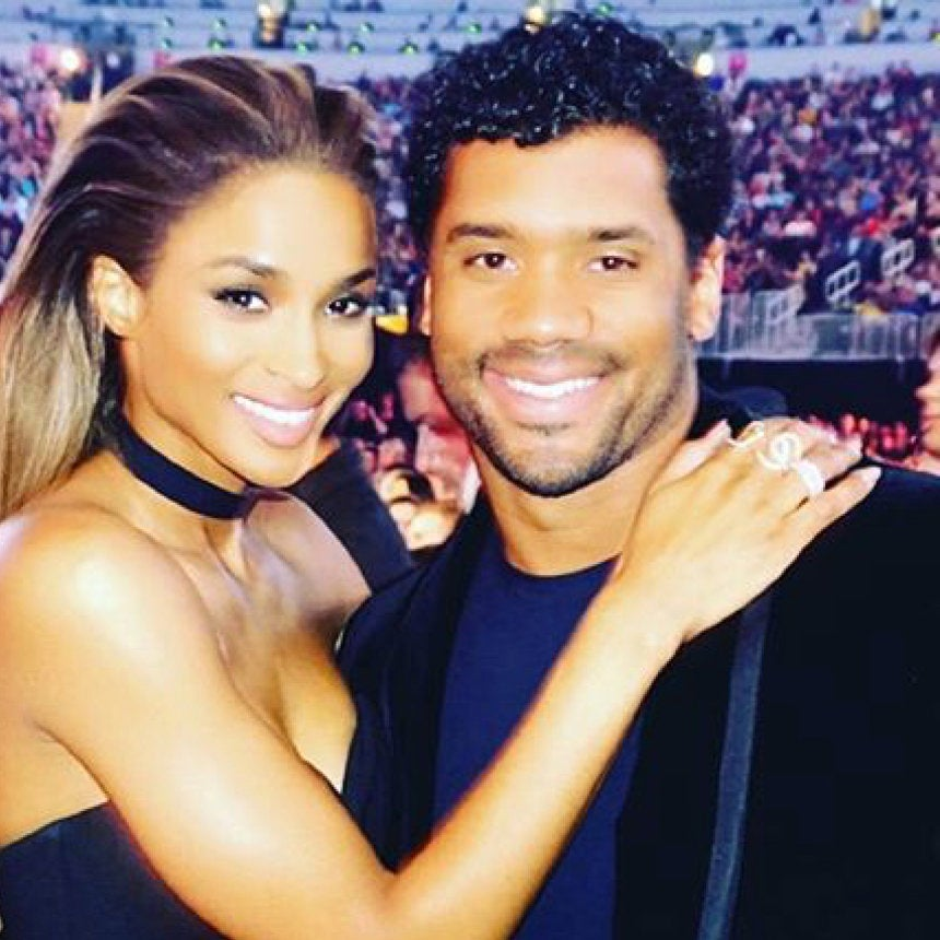 Ciara Credits Husband Russell Wilson For Keeping Vow Of No Premarital Sex