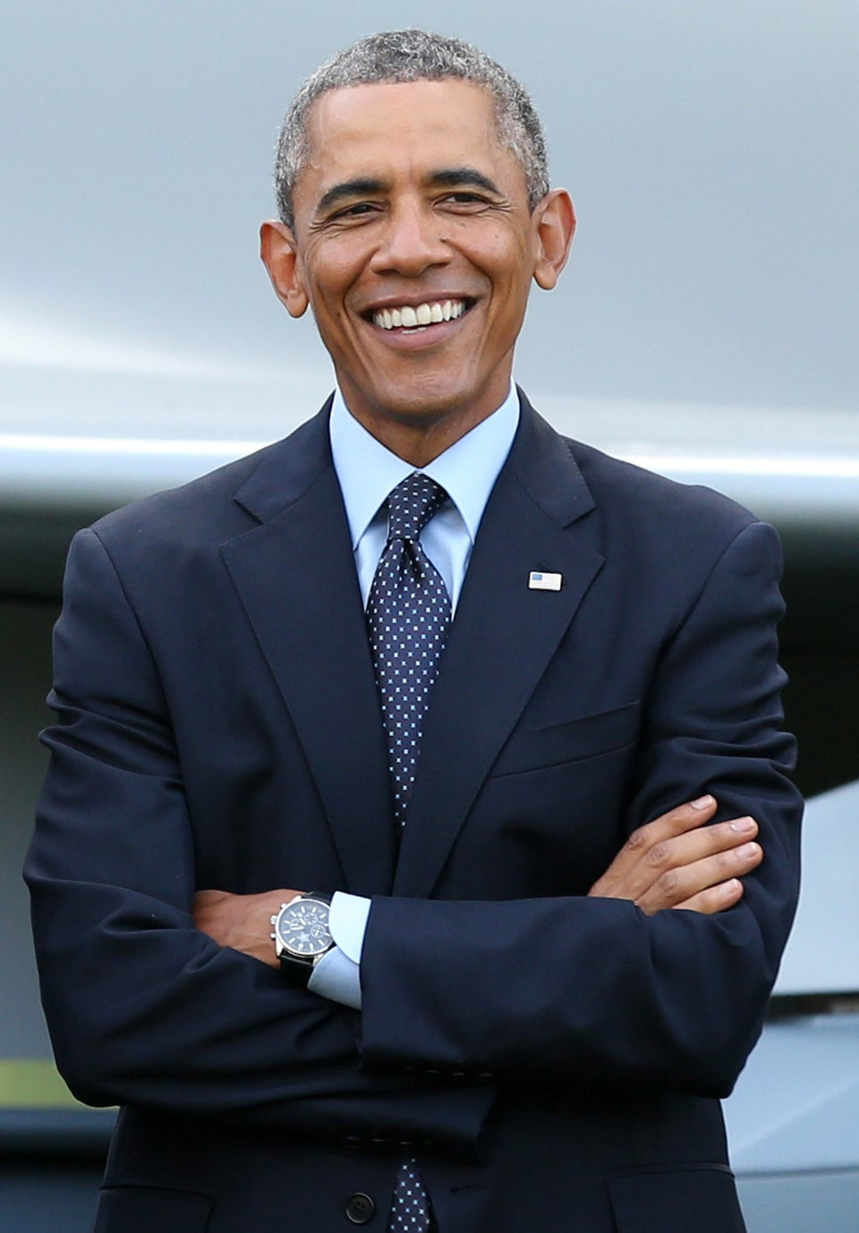 That's My President: Obama Leaves Office With One Of The Highest Approval Ratings Ever