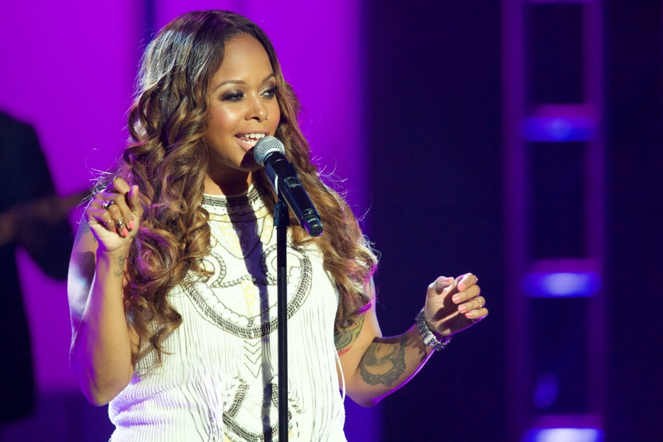 Chrisette Michele Wants 'People To Know That It's Okay To Expect More From Me' After Trump Inauguration Fiasco