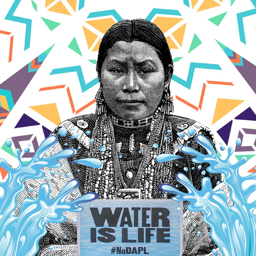 The War On Our Waters: A Letter To AmericaFrom A Black And Native American Activist