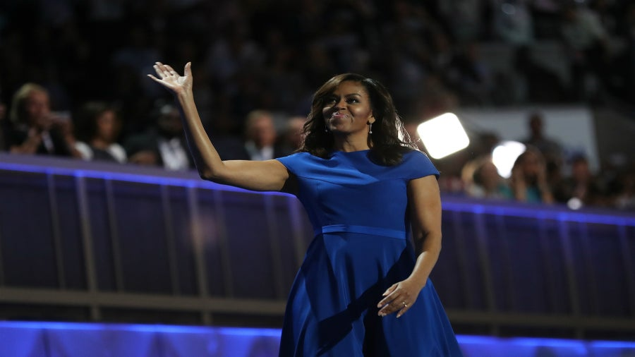 15 Empowering Quotes From Michelle Obama's Final Speech As First Lady That We'll Remember Forever