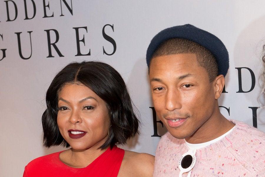 Taraji and Pharrell Offer Multiple Free Screenings Of 'Hidden Figures'