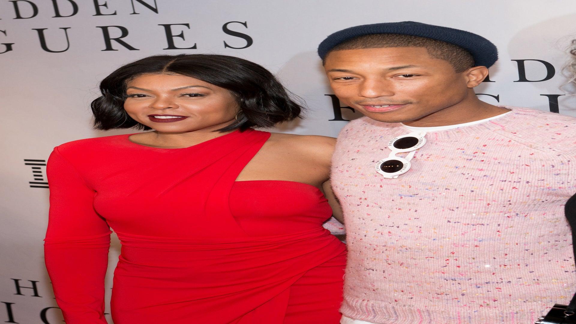 Taraji P. Henson and Pharrell Offer Multiple Free Screenings Of 'Hidden Figures'