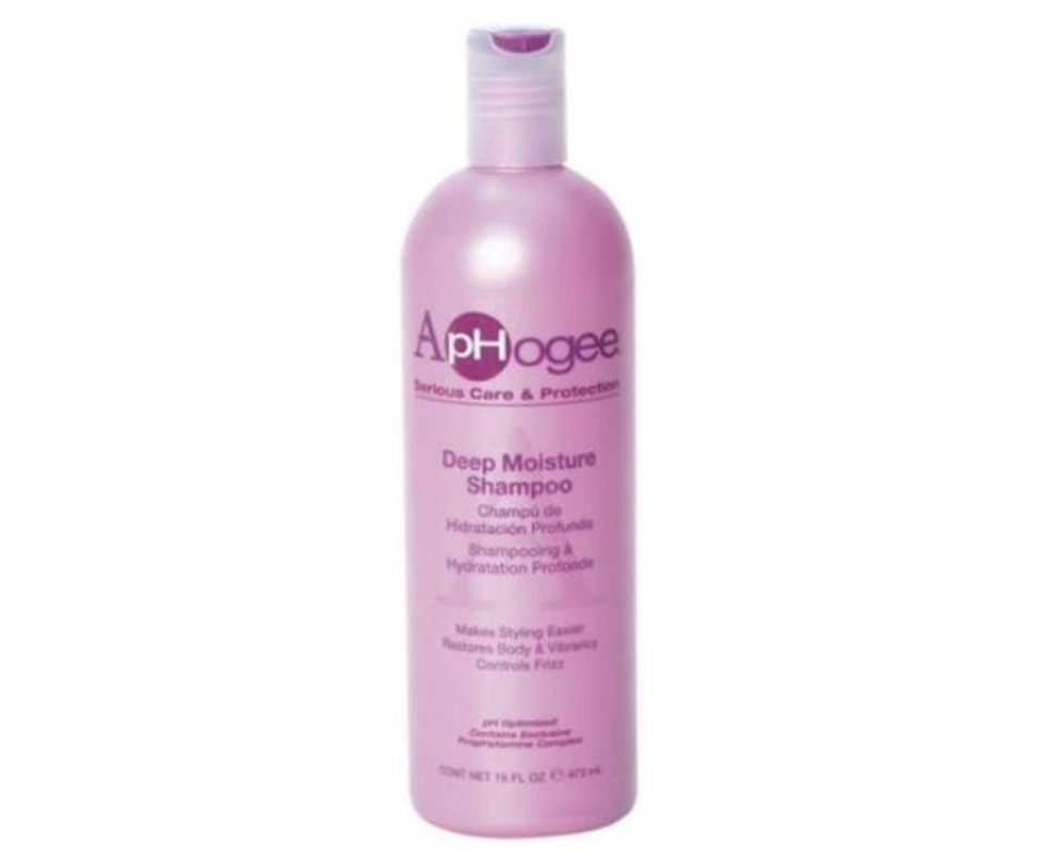 Aphogee's Deep Moisture Shampoo and Conditioner