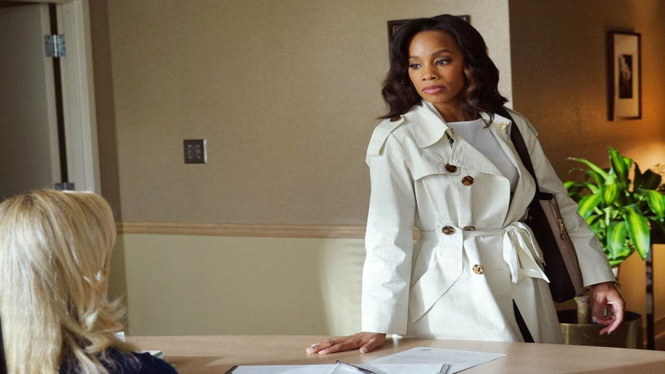 EXCLUSIVE: Anika Noni Rose Proves She's Not One To Mess With In 'The Quad' Sneak Peek