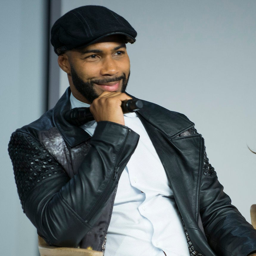 Omari Hardwick Has An Album Dropping And You'll Never Guess Who's Producing It