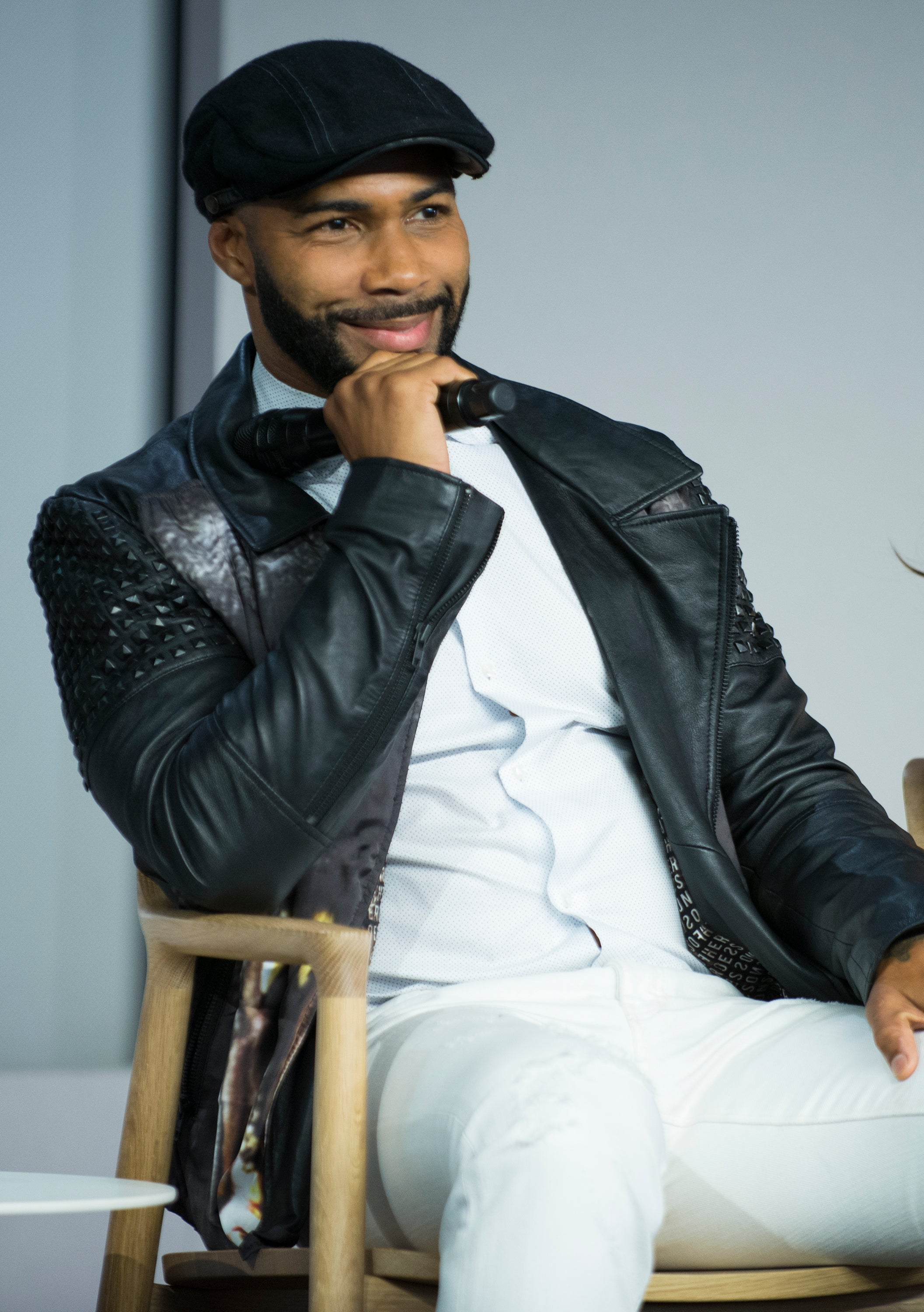 Omari Hardwick and Meagan Good Will Play Lovers In New Film