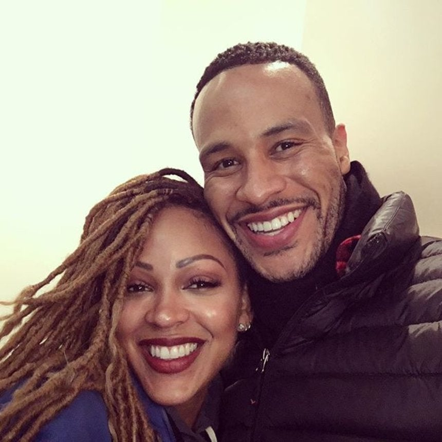 Sweet Photos From Meagan Good and DeVon Franklin's Spiritual New Year's Trip to Israel