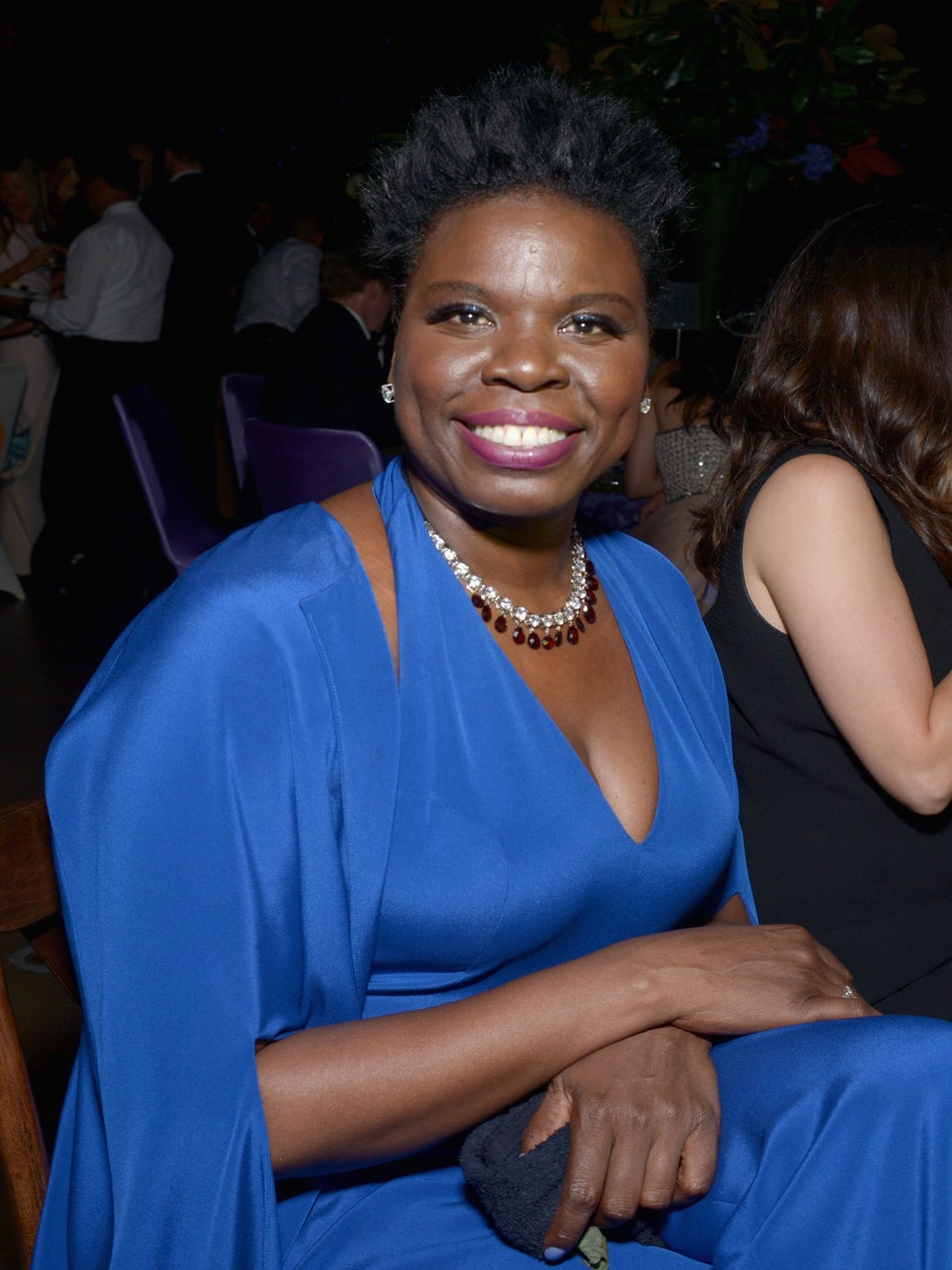 Leslie Jones Slams Publisher for Book Deal with Conservative Activist Who Subjected Her to Online Abuse
