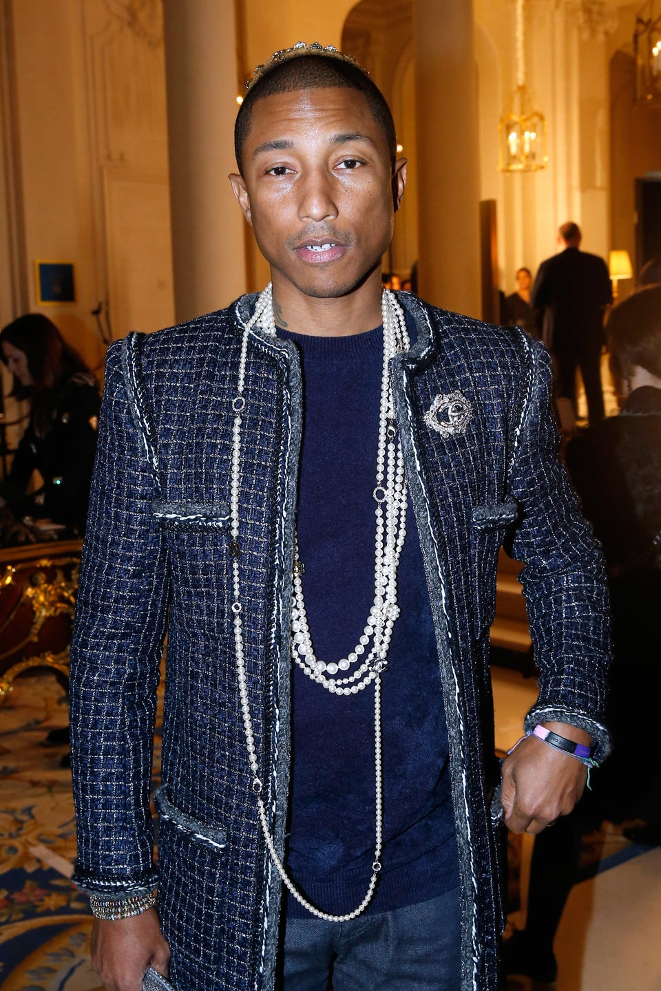 Pharrell Williams Is Designing A Shoe For Chanel, Prepare To Spend All Your Money
