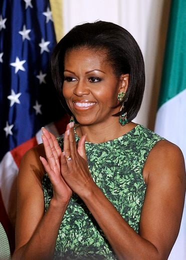 First Lady Appears on 'Iron Chef America'