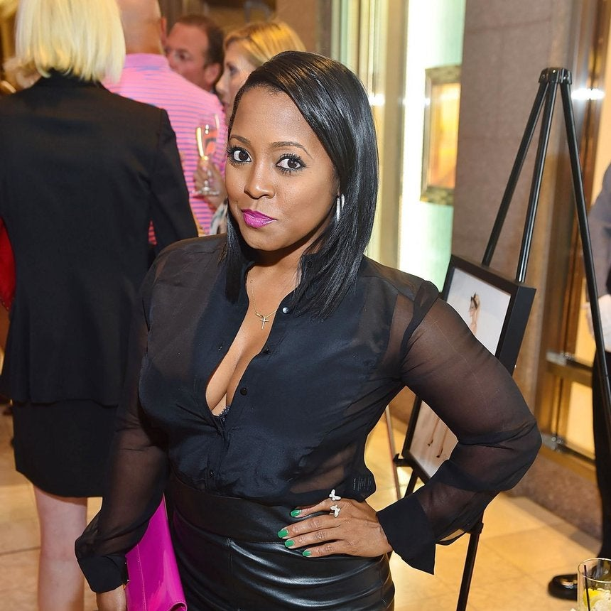 She's Here! Keshia Knight-Pulliam Welcomes Daughter Ella Grace