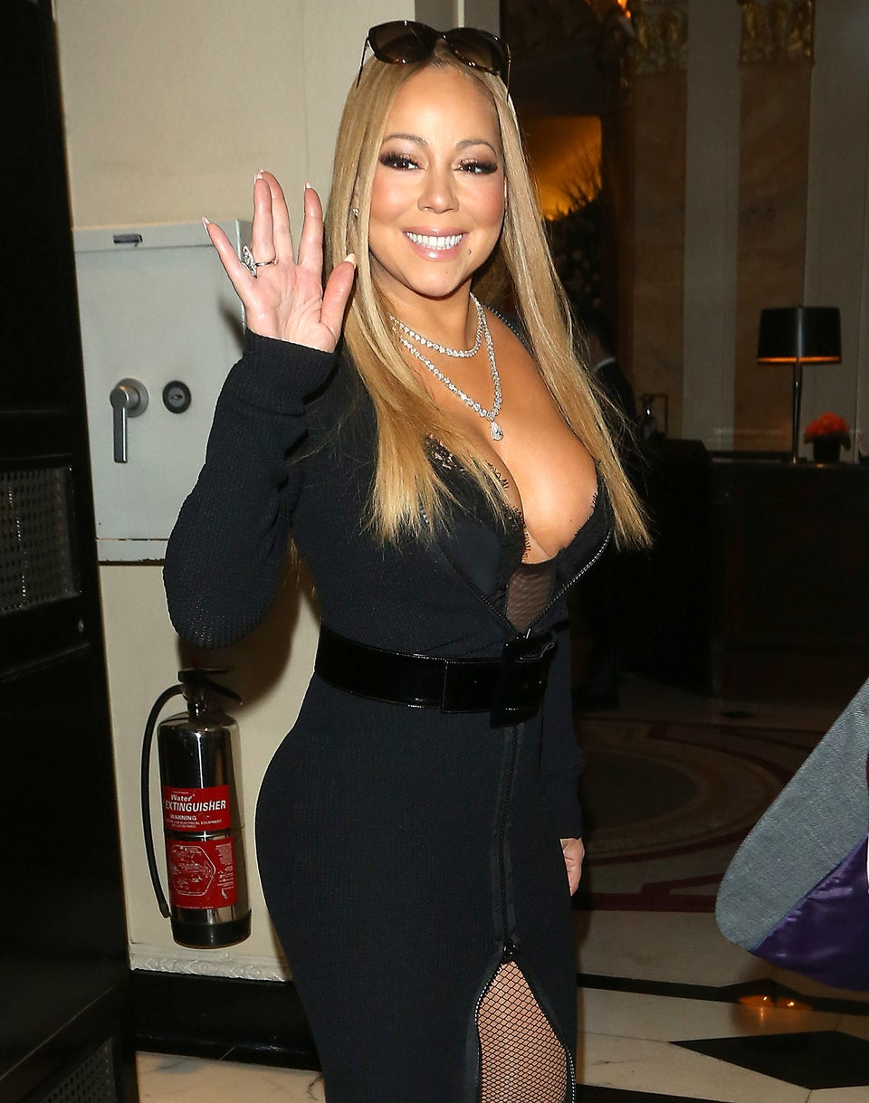 Mariah Carey Shares Preview of New Song 'I Don't' Inspired by James Packer Breakup