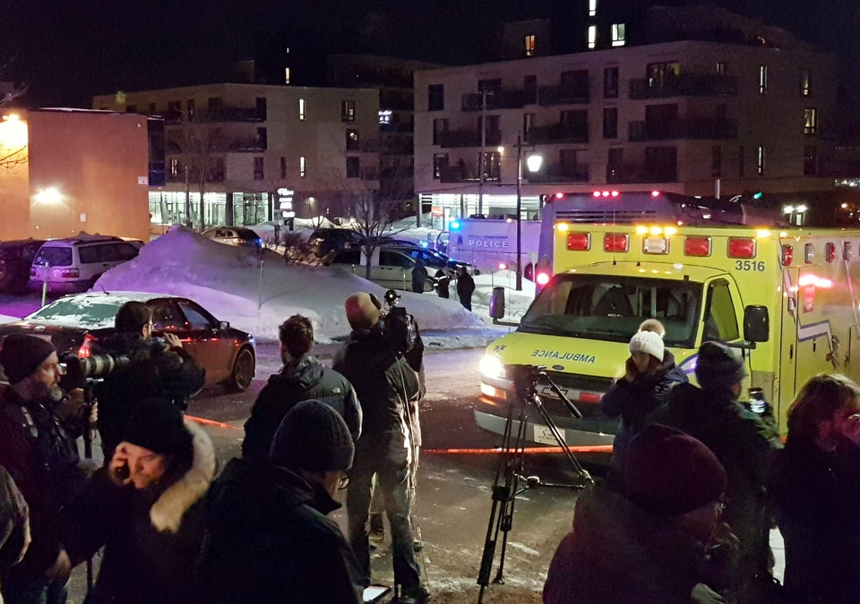 Six Dead, More Wounded In Shooting At A Quebec Mosque