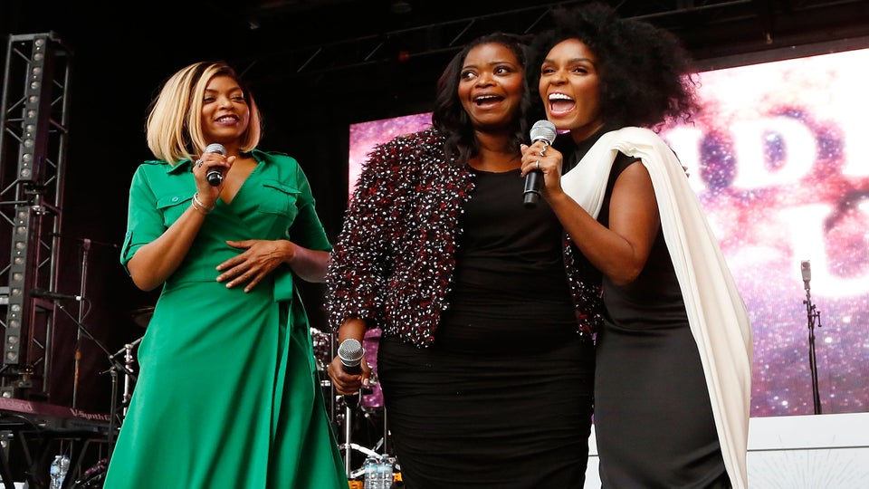 'Hidden Figures' Stars Honor Another Unsung Hero on Good Morning America