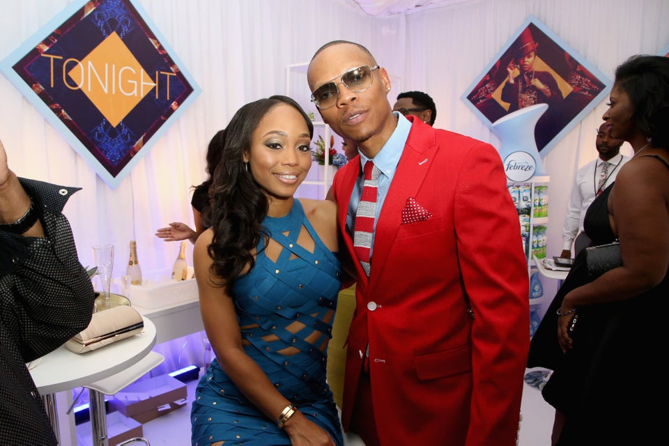 New Edition's Ronnie DeVoe And Wife Shamari Are Expecting Their First Child Together
