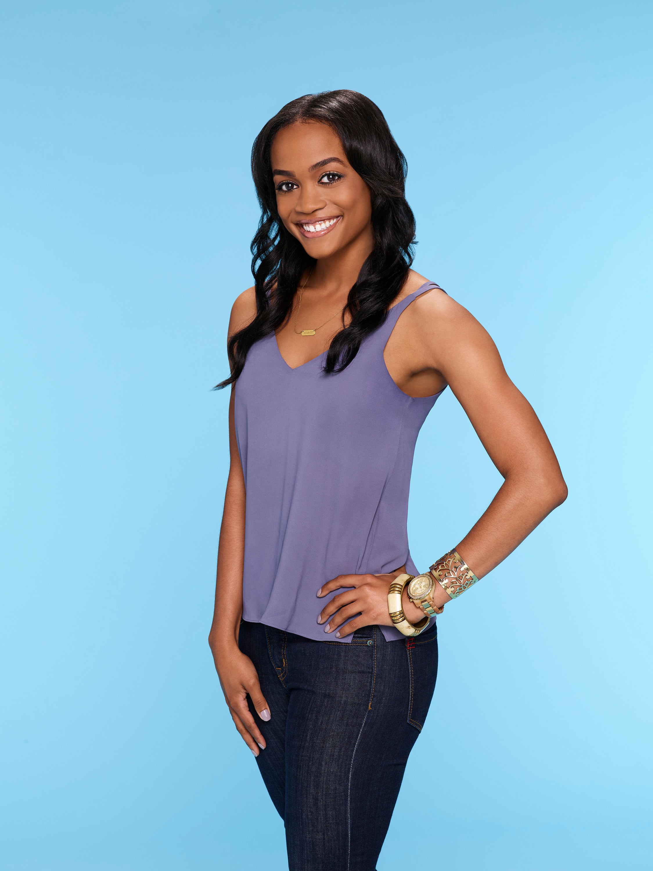 6 Things to Know About The Black Woman On 'The Bachelor' Who Is Stealing Viewers' Hearts and Making History