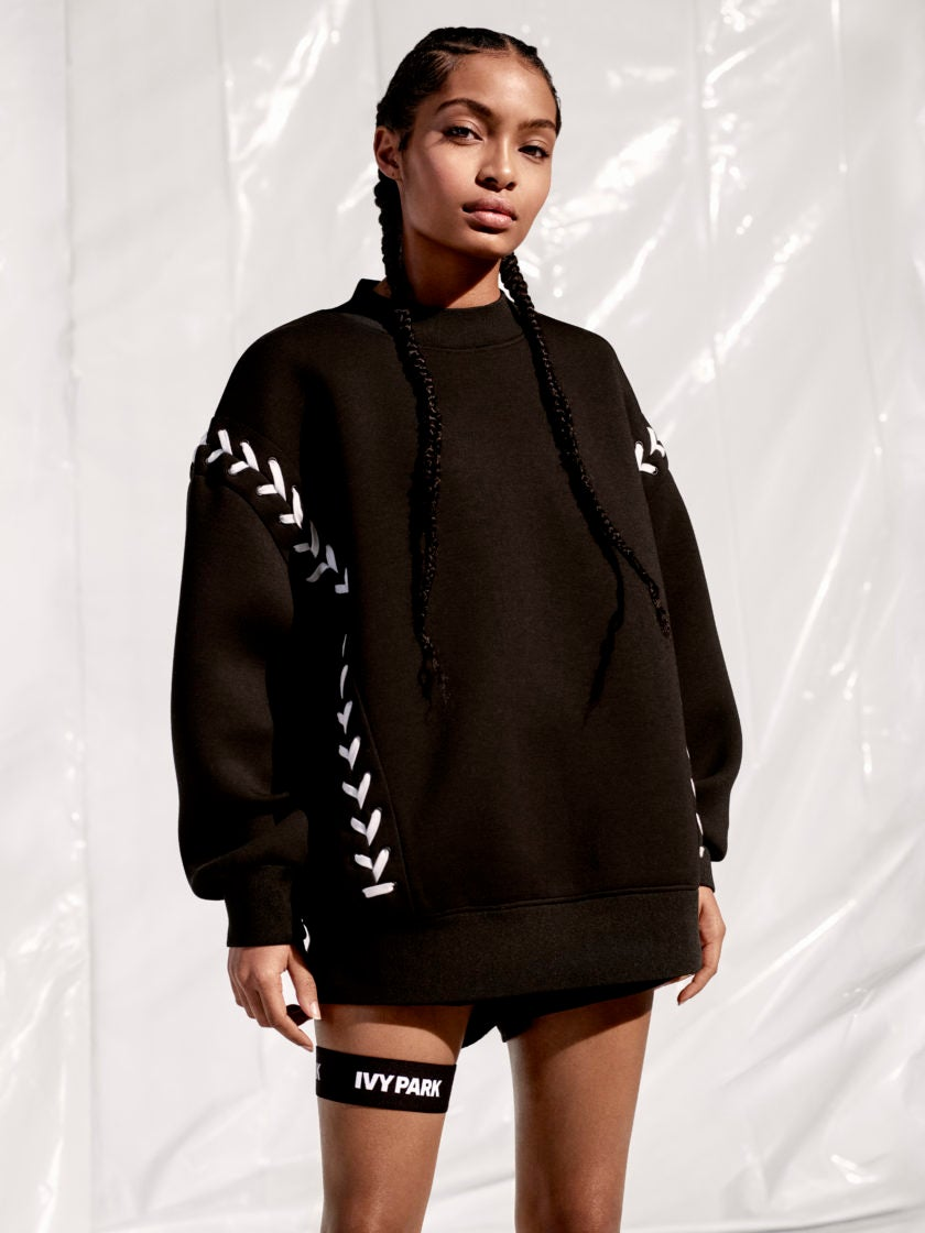 Ivy Park Releases New Campaign Featuring Yara Shahidi and