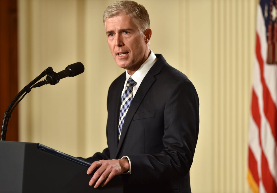 What To Know About Trump's Supreme Court Nominee Neil Gorsuch