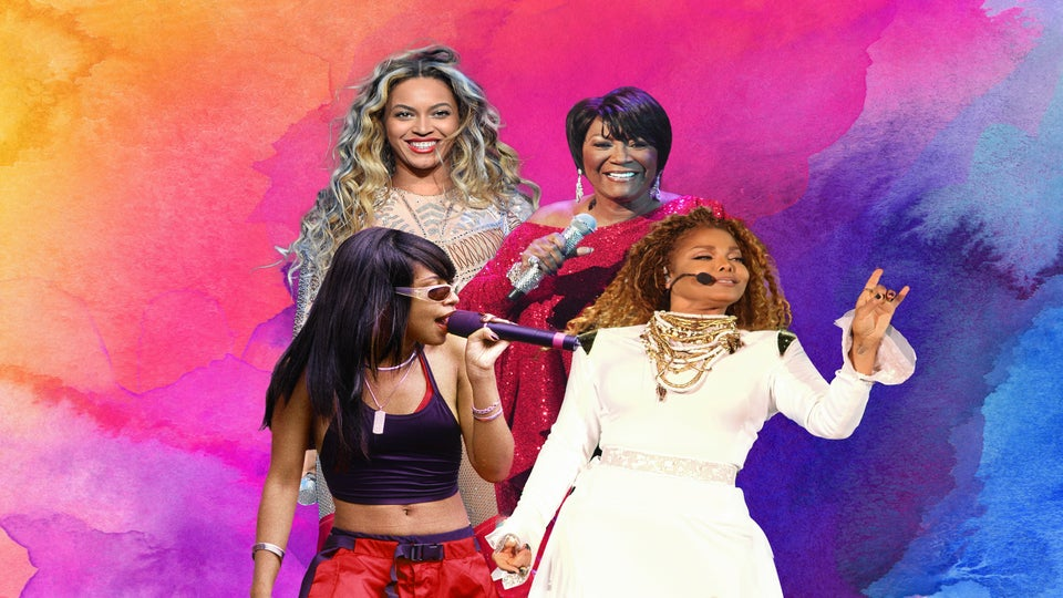 Missy Elliot, Rihanna, Patti LaBelle, Aaliyah & 46 Other Icons You Didn't Know Headlined Essence Festival