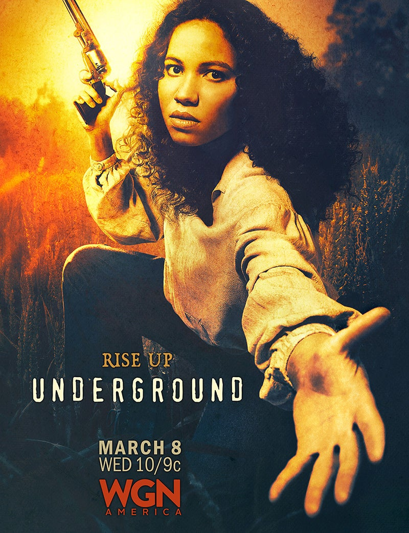 Check Out These Images For The Highly Anticipated Second Season Of WGN's 'Underground'