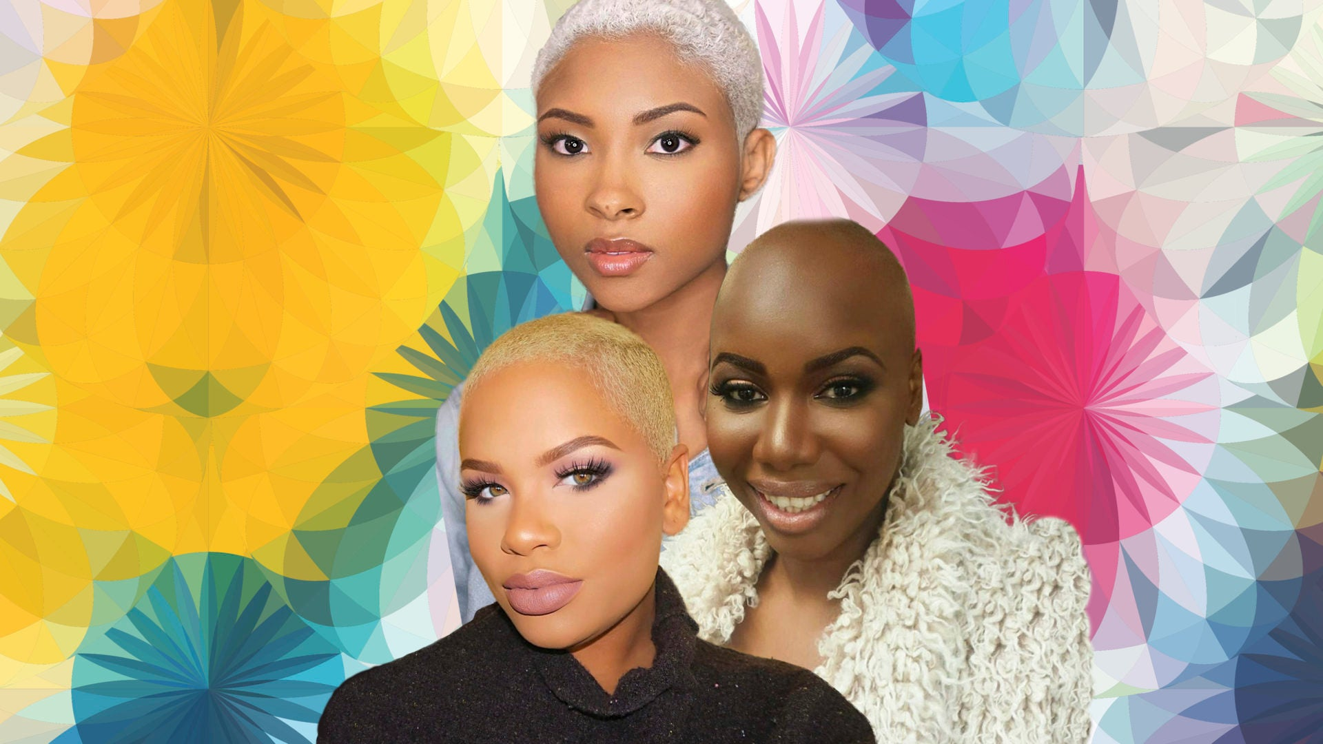 Shaved Hairstyles For Black Women
