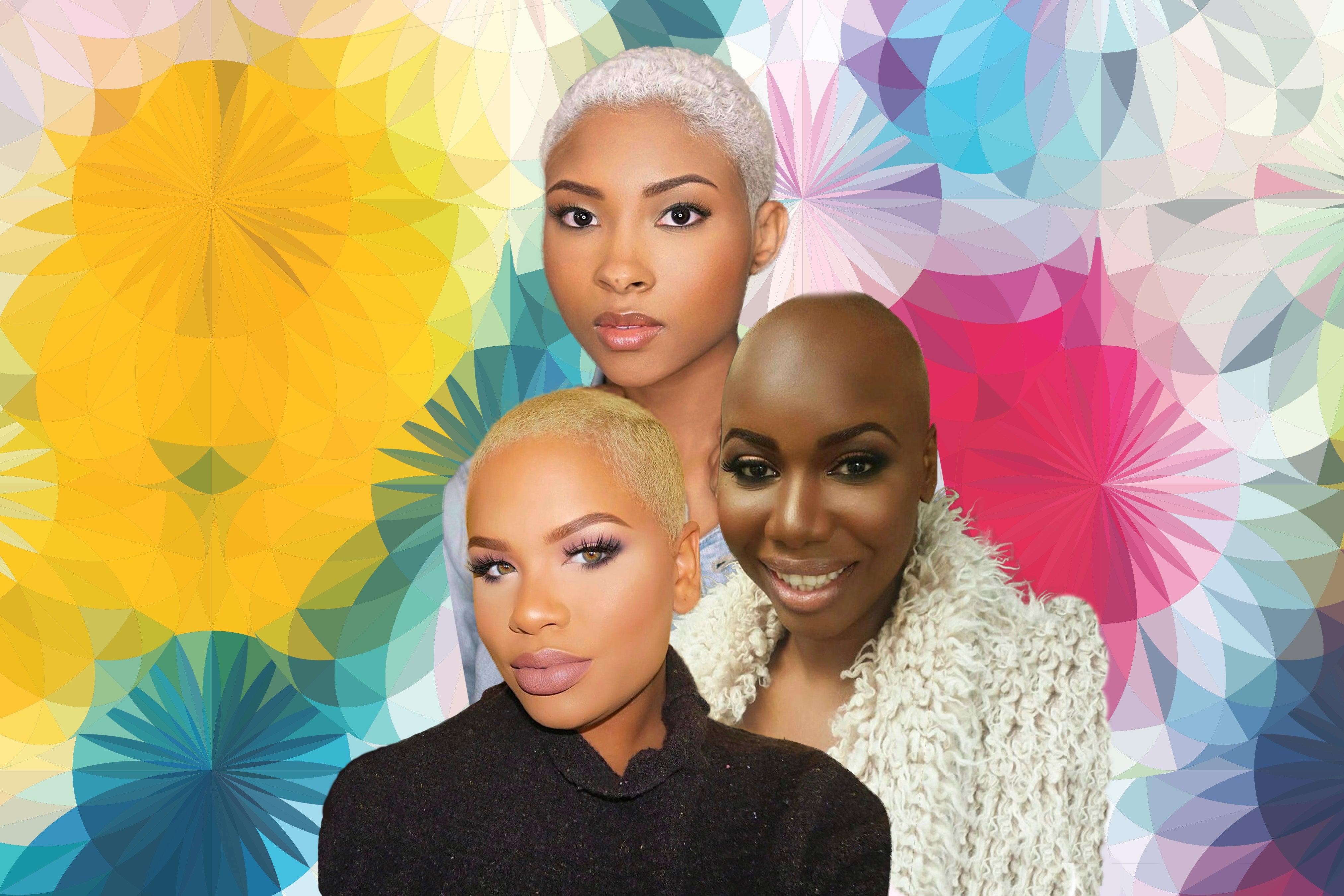 16 Badass Black Women Slaying In Shaved Hairstyles