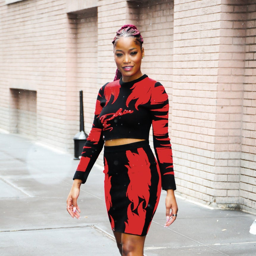Why Keke Palmer is Hollywood's Next Style Maven