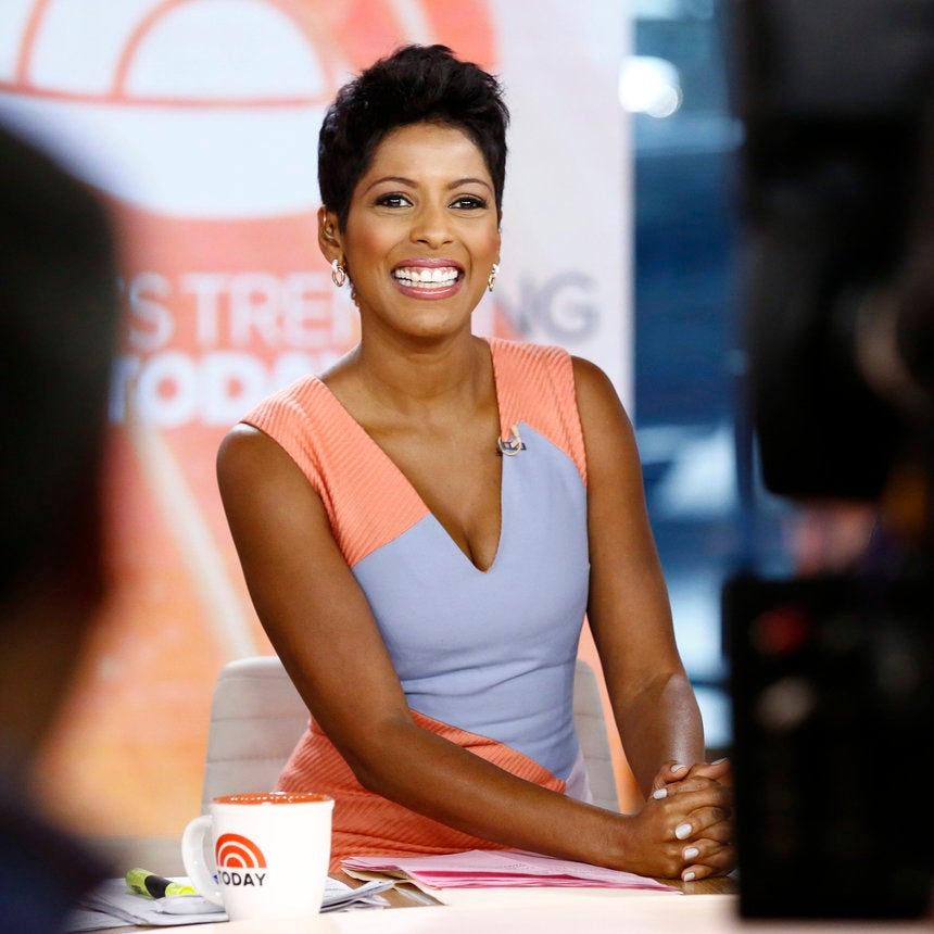 Tamron Hall Is Making Moves With New Agency