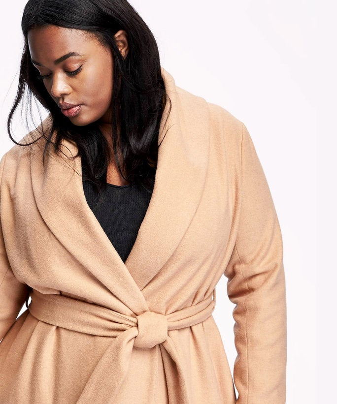 0739ce524ef 12 Curve-Friendly Coats to Take You From Winter to Spring