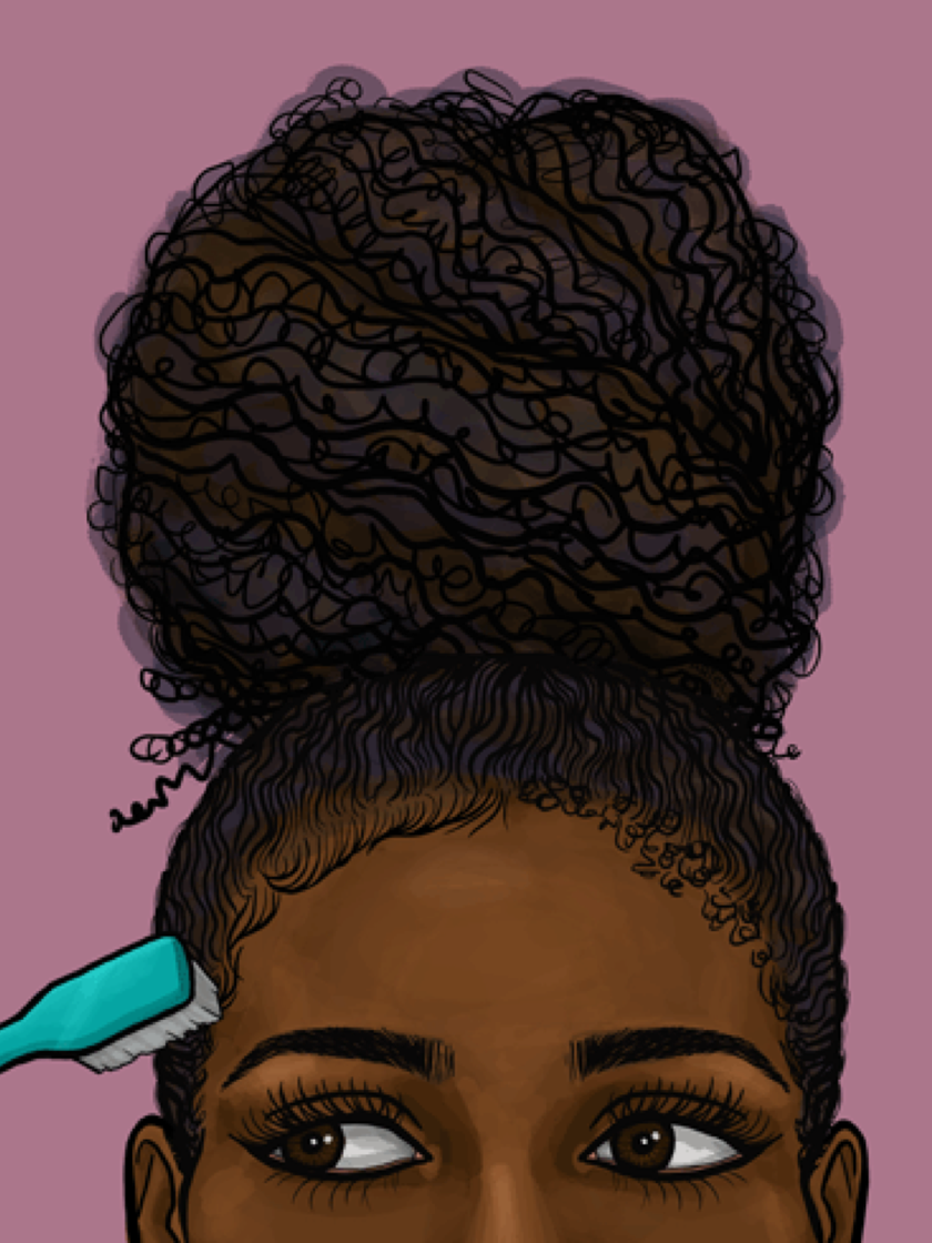 These Black History Month Gifs Perfectly Capture Our Hair Experience