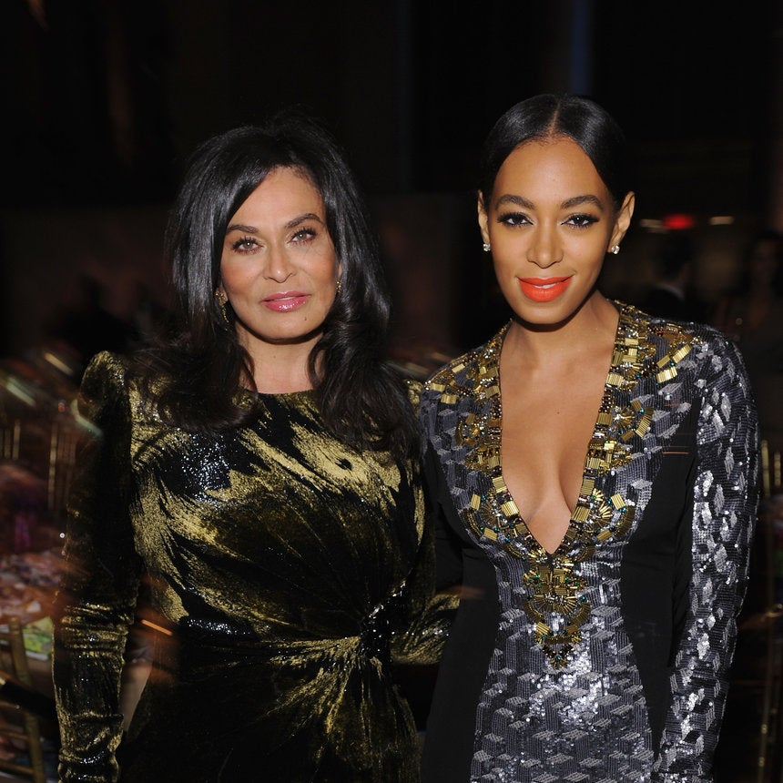 Solange Tops The Charts With Her New Album And Mom Tina Lawson Is Her Biggest Fan