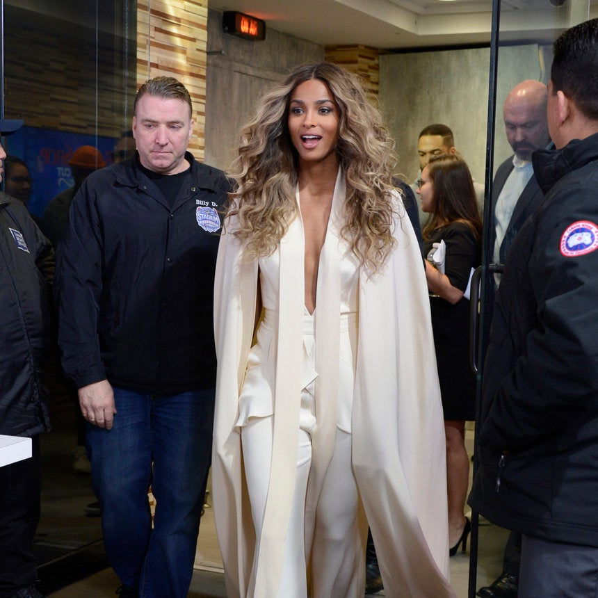 Ciara, Solange, Teyonah Parris and More Show us How to Work a Jumpsuit