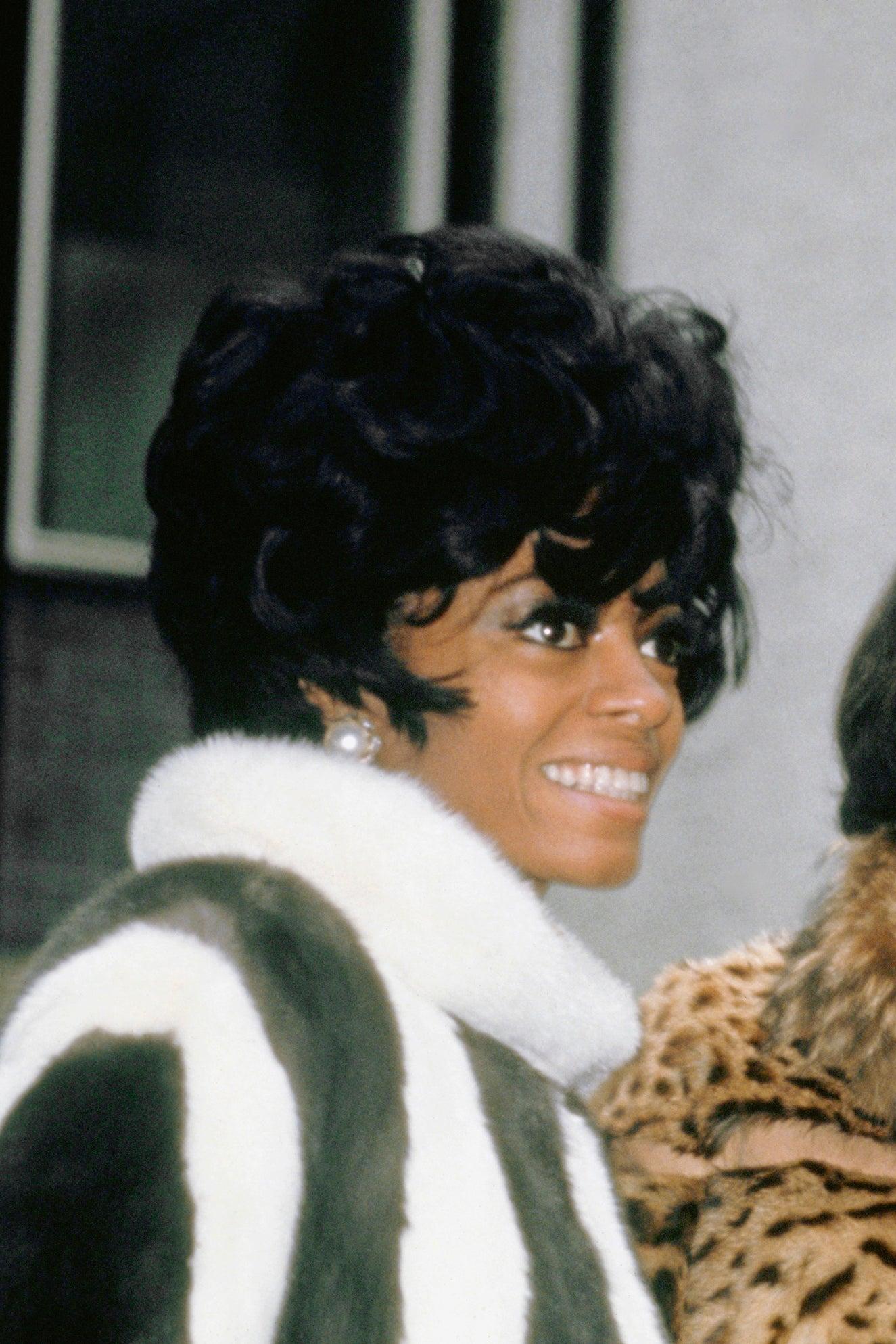 Diana Ross Hair Through The Decades Essence