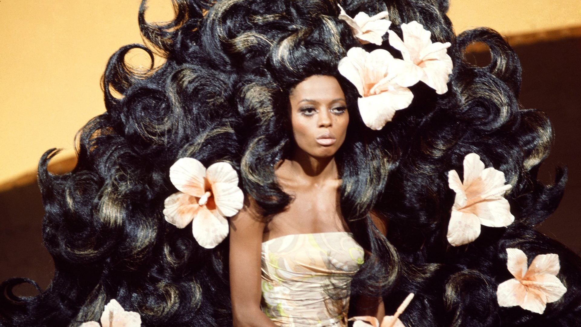 Diana Ross Hair Through The Decades Essence