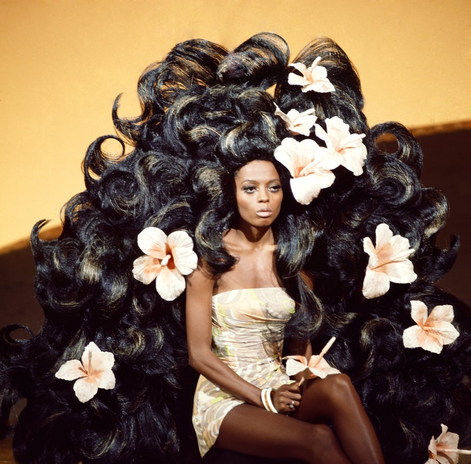 Diana Ross' Unmatched Hair Journey Through The Years