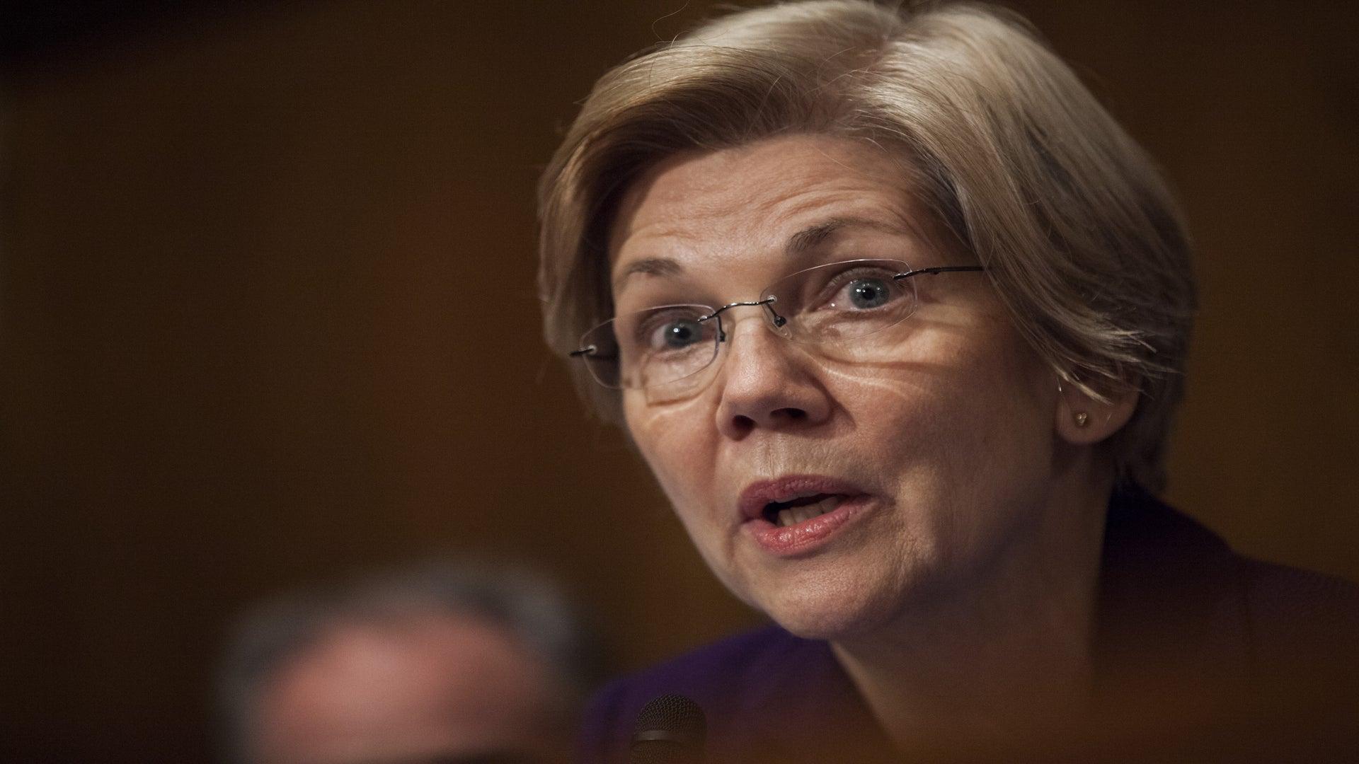 Sen. Elizabeth Warren Being Silenced By GOP Puts New Light On Coretta Scott King Letter
